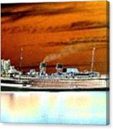 Shipshape 2 Canvas Print