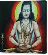 Shiva Canvas Print