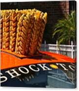 Shock Top Canvas Print