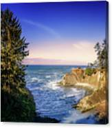 Shores Acres Cove Canvas Print