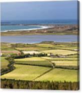 Shores Of Fahamore Ireland Canvas Print