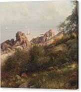 Shorescape Canvas Print