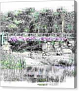 Shorey Park Bridge II Canvas Print