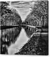 Shortest Distance Canvas Print