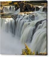 Shoshone Falls in Spring Canvas Print