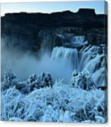 Shoshone Falls Panorama Canvas Print
