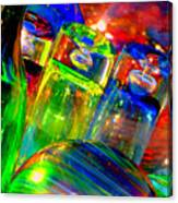 Shot Glass Canvas Print