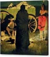 Shotgun Hospitality 1908 Canvas Print