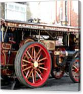Showmans Engine Canvas Print