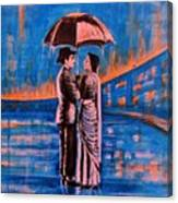 Shree 420 Canvas Print