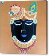 Shreeji Bawa 2 Canvas Print