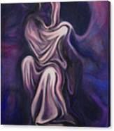 Shroud Canvas Print