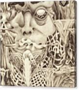 Shudders Canvas Print