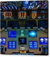 Shuttle Dash Canvas Print