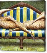 Siamese Twins Canvas Print