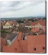 Sibiu 3 Canvas Print
