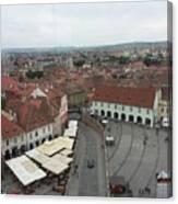 Sibiu Canvas Print