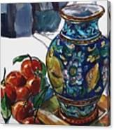 Sicily Memories Canvas Print