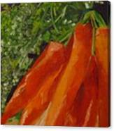 Side Dish Canvas Print