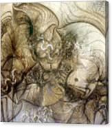 Sidewinder Canvas Print