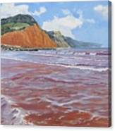 Sidmouth Canvas Print