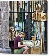 Siena-29 Canvas Print