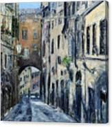 Siena Porta Canvas Print