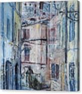 SienaWalls Canvas Print