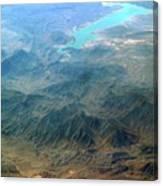 Sierra Madre Canvas Print