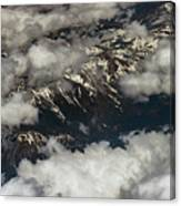 Sierra Nevada Mountains  Canvas Print
