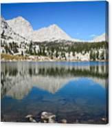 Sierra Reflection Canvas Print