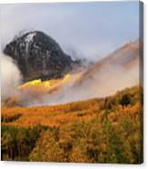 Siever's Mountain Canvas Print