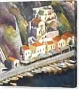 Sifnos  Canvas Print