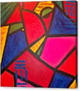 Sifuri Canvas Print