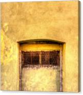 Sighisoara, Old Town Canvas Print