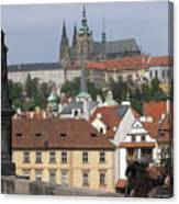 Sight At Prague Canvas Print