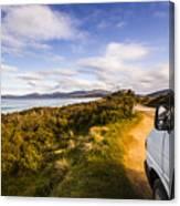 Sightseeing Southern Tasmania Canvas Print