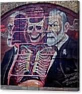Sigmund Freud 2 Canvas Print