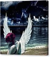 Silence Of An Angel Canvas Print