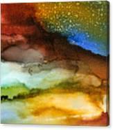 Silent Conversations - A - Canvas Print