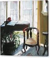 Silent Sunlight Canvas Print
