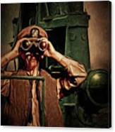 Silent Warriors Of World War 2 Oil Canvas Print