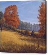 Silent Watch Canvas Print