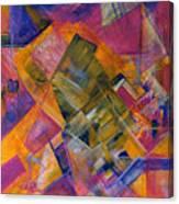 Silk Canvas Print
