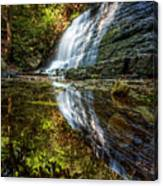 Silky Reflections Canvas Print