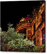 Silly Hall, Cuenca, Ecuador II Canvas Print