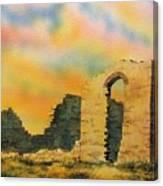 Silver Reef Ghost Town Utah Canvas Print