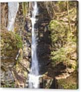 Silverthread Falls Canvas Print