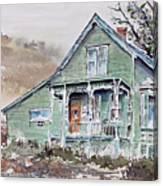 Silverton Colorado Canvas Print