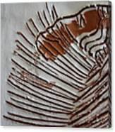 Simeon - Tile Canvas Print